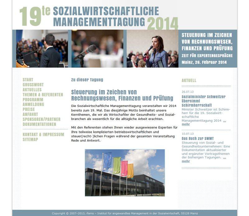 swmt.org: Neues Design